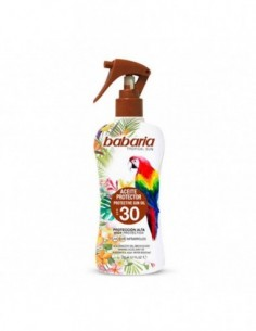BABARIA TROPICAL SUN ACEITE SPF30 200ML - 1