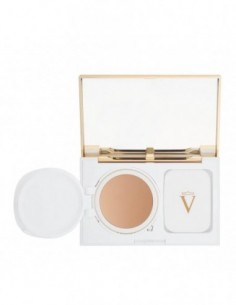 VALMONT PERFECTION POLVOS COMPACTOS MEDIUM BEIGE 10GR - 1