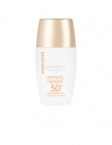 LANCASTER - SUN PERFECT perfecting fluid SPF50 30 ml - 1