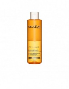DECLEOR - AROMA CLEANSE bi-phase nettoyant & démaquillant soin 200 ml - 1