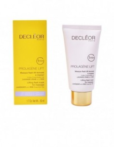 DECLEOR - PROLAGÈNE LIFT masque flash lift fermeté lavende vraie - 1