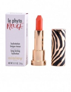 SISLEY LE PHYTO ROUGE LONG LASTING HYDRATION LIPSTICK 31 ORANGE ACAPULCO - 1