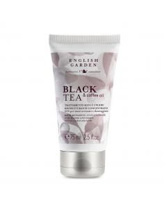 ENGLISH GARDEN BLACK TEA & COFFEE OIL FOR HANDS AND NAILS ATKINSONSS 75ML - Imagen 1
