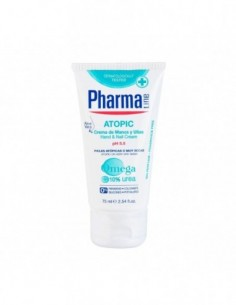 PHARMALINE ATOPIC CREMA DE MANOS 75ML - 1