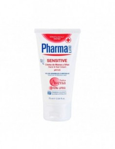 PHARMALINE SENSITIVE CREMA DE MANOS 75ML - 1