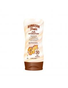 HAWAIIAN TROPIC SILK HYDRATION SUN LOTION SPF30 HIGH 180ML - Imagen 1