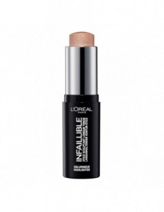 L'OREAL - L\'OREAL INFAILLIBLE BASE DE MAQUILLAJE 501 OH MY JEWELS - 1