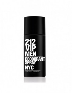 CAROLINA HERRERA - 212 VIP MEN deo vaporizador 150 ml - 1