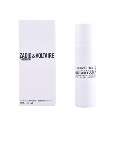 ZADIG & VOLTAIRE - THIS IS HER! deo vaporizador 100 ml - 1
