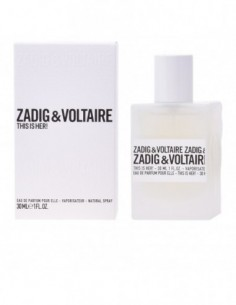 ZADIG & VOLTAIRE - THIS IS HER! edp vaporizador 30 ml - 1