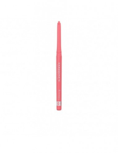 RIMMEL LONDON - RIMMEL - EXAGGERATE automatic lip liner N. 063 -east end snob - 1