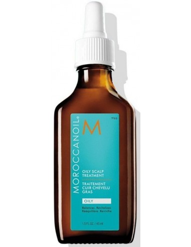 MOROCCANOIL scalp treatment oil-no-more - 1