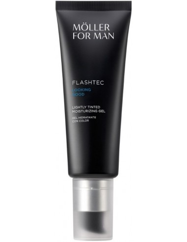 ANNE MÖLLER FOR MAN - ANNE MöLLER - POUR HOMME LOOKIN GOOD lightly tinted moisturized gel - 1