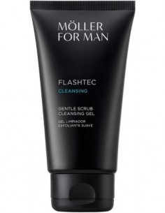 ANNE MÖLLER FOR MAN - ANNE MöLLER - POUR HOMME gentle scrub cleansing gel - 1