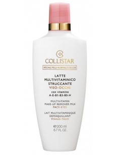 COLLISTAR - MULTIVITAMIN make-up remover milk PNS - 1