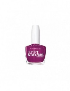 MAYBELLINE - SUPERSTAY nail gel color N. 230-berry stain - 1
