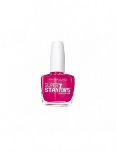 MAYBELLINE - SUPERSTAY nail gel color N. 180-rose fuchsia - 1