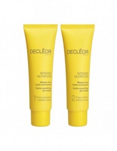 DECLEOR INTENSE NUTRITION MASQUE DUO HYDRA-NOURRISANT PIEL NORMAL A MUY SECA 50ML - 1