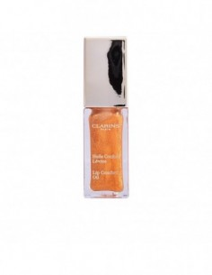 CLARINS - MAQUILLAJE - ECLAT MINUTE huile confort lèvres N. 07-honey glam 7 ml - 1