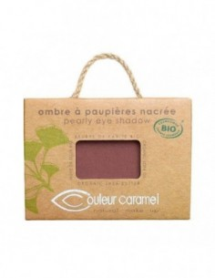 COULEUR CARAMEL OMBRE A PAUPIERES MATE SOMBRA DE OJOS 67 PEARLY COPPERED CHOCOLATE - 1