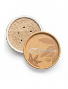 COULEUR CARAMEL BIO MINERAL FOUNDATIONS POLVOS 07 GOLDEN BROWN - 1