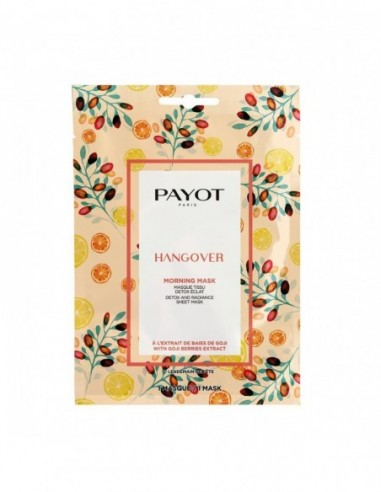 PAYOT PARIS - HANGOVER MORNING MASK 15UN - 1
