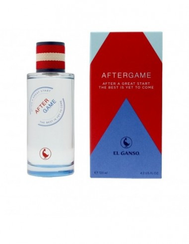 EL GANSO - AFTER GAME edt vaporizador 125 ml - 1