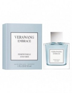 VERA WANG EMBRACE PERIWINKLE AND IRIS EAU DE TOILETTE 30ML VAPORIZADOR - 1